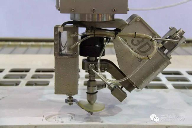 5轴3D切割机