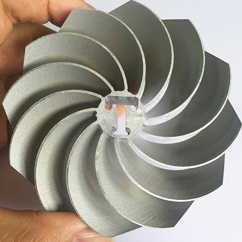 AL6061 15mm 3D