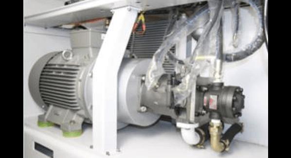 西门子电机和力士乐可变流量油泵37kW(50hp)