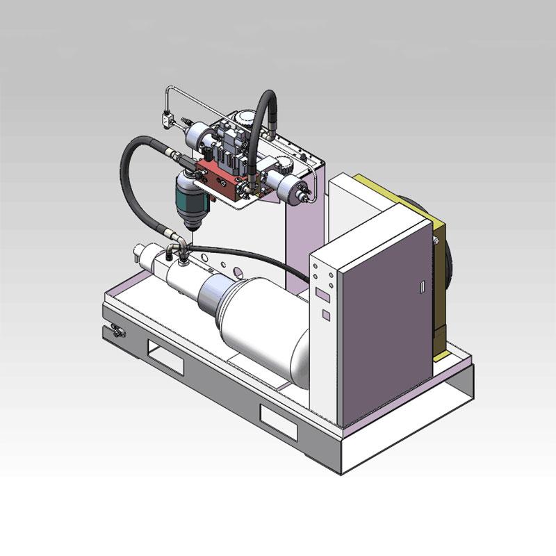 TK-E 高压泵(30/40hp,3000bar)