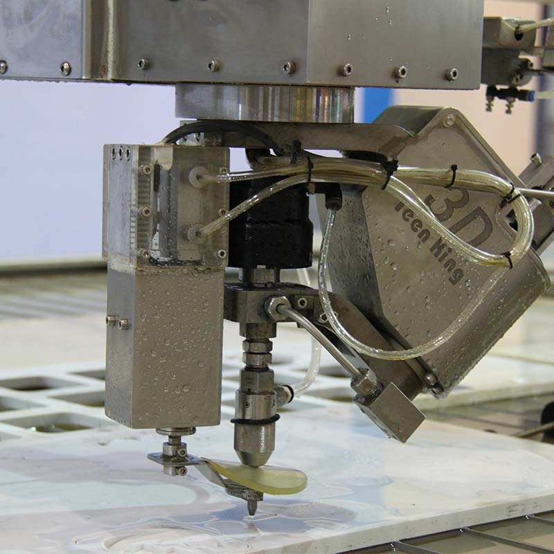 Height Track System 3&5axis